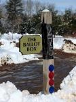 2018-03-09 10.07.39 Refurbished Ballot Box Sign